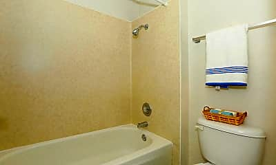 Bathroom, Village at Shaw, 2