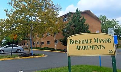 Rosedale Manor, 1