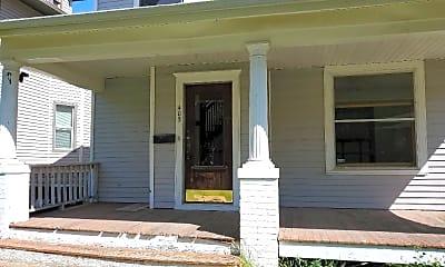 Building, 405 N 31st St, 1