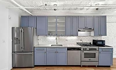 Kitchen, 34 Avenue A, 1