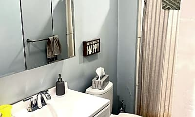 Bathroom, 83 Lubec St, 1
