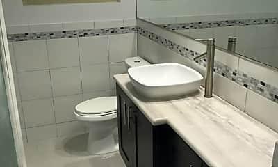 Bathroom, 1417 N Curson Ave, 0