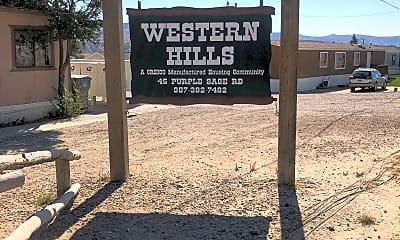 Western Hills, 1