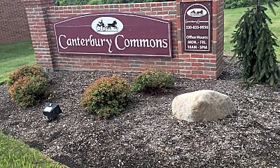 Canterbury Commons, 1