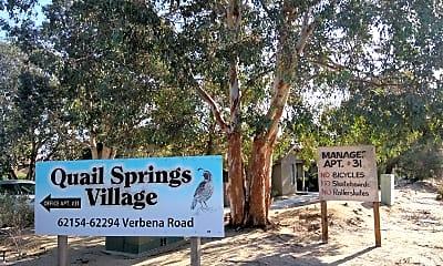 The Quail Springs Village Apartments, 1