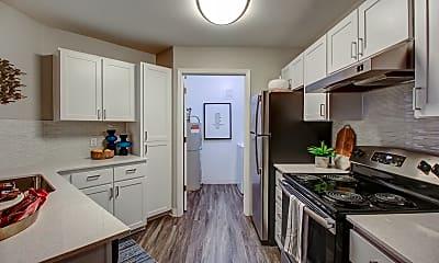 Kitchen, The Arden, 1
