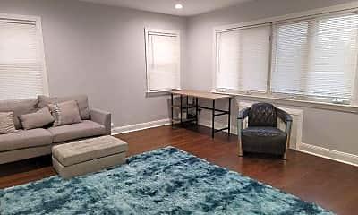 Living Room, 128 Grove St, 1