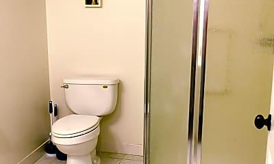 Bathroom, Room for Rent -  10 minute Walk to MARTA Station, 1