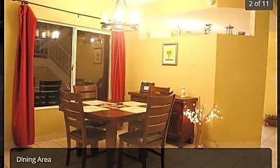 Dining Room, 6401 Potrero Dr, 2