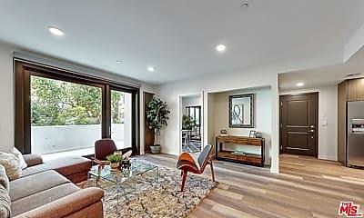 Living Room, 1070 S Bedford St 404, 1