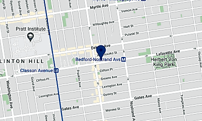 505 Lafayette Ave, 1