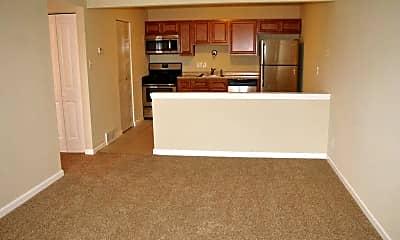 Kitchen, The Villa Apartments, 1