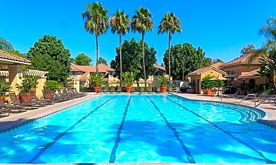 Pool, Rancho Santa Fe, 0
