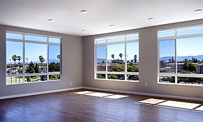 Living Room, 588 El Camino Real, 1