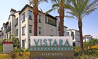 Community Signage, Vistara Apartments, 2