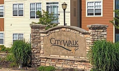 Community Signage, City Walk At Woodbury, 2