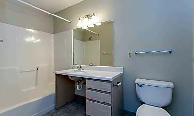 Bathroom, Parkview, 2