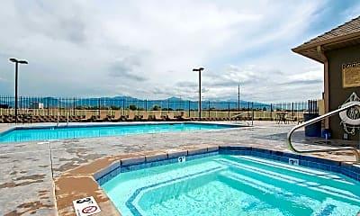 Pool, Egate Apartments, 0