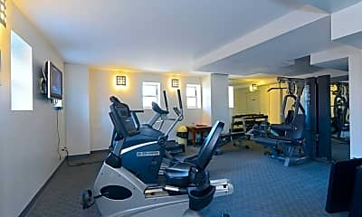 Fitness Weight Room, 2287 Johnson Ave 6C, 2
