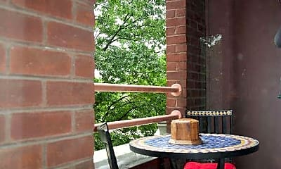 Patio / Deck, 955 26th St NW 308, 1