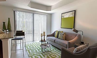 Living Room, 5700 Reese Rd, 2