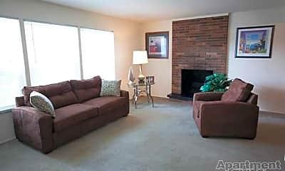 Living Room, AZ Management- Rocky River, 1