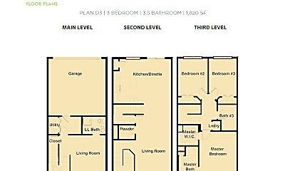 Bathroom, 6801 Jack London Dr, 2