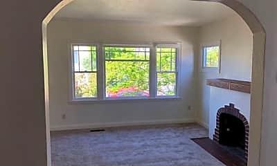 Living Room, 917 Cerrito St, 1