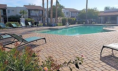Pool, Desert Gardens, 0
