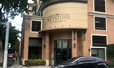Keystone Villas, 1