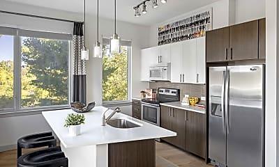 Kitchen, Fuse Cambridge, 2