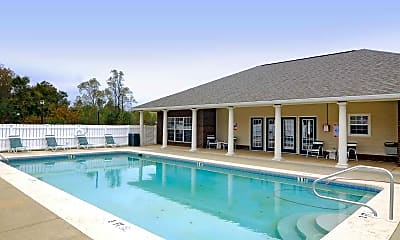 Pool, Brentwood Landing, 1