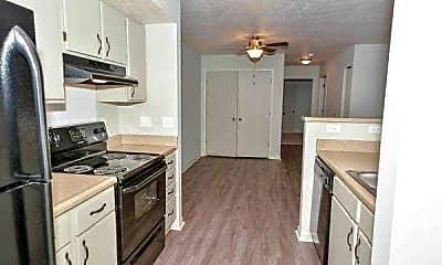 Kitchen, Woods Edge, 1