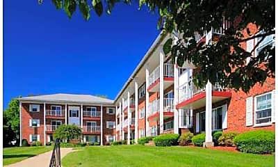 Building, Brattle Drive Apartments, 0