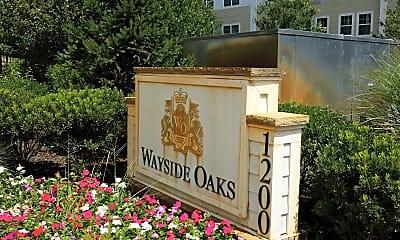 Wayside Oaks, 1