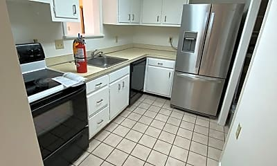 Kitchen, 200 Highland St, Apt 300, 1