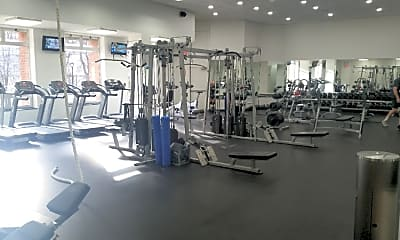 Fitness Weight Room, 270 E 27th St, 2