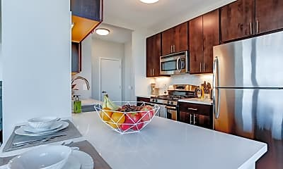 Kitchen, K2 Apartments, 0