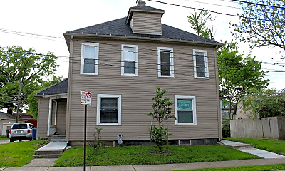 Building, 2659 East Ave, 2