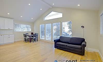 Living Room, 647 Kearney Street, 1