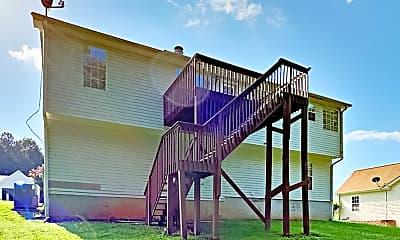 Building, 5350 Ashland Drive, 2