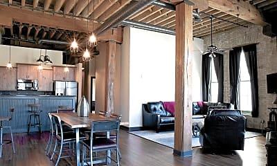 Patio / Deck, Pritzlaff Lofts, 0