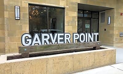 Community Signage, Garver Point, 2