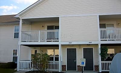 Building, 5441 Cedar Springs, 0