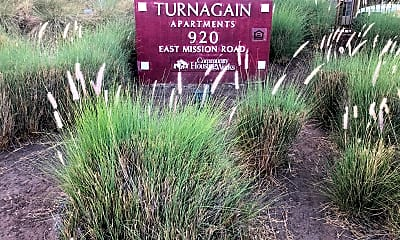 Turnagain Arms, 1