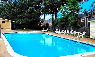 Pool, Autumn Lakes, 1