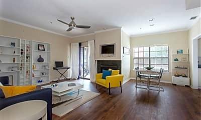 Living Room, 6006 Auburndale Ave A, 1