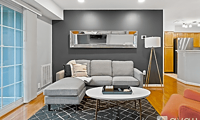 Living Room, 6919 Victoria Dr, 1