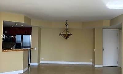Dining Room, 701 Brickell Key Blvd 1402, 1