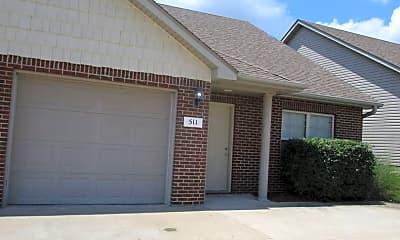 Building, 509-511 Glenstone Dr, 1